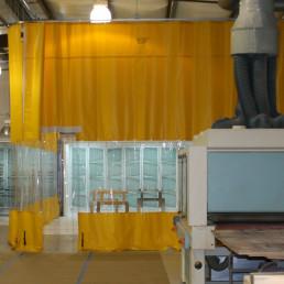 vinyl-curtain-wall-warehouse-curtain-wall-yellow-woodworking-industrial-curtain-walls-vinyl-curtains
