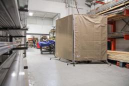 goffs-sound-curtain-wall-industrial-noise-control-air-compressor